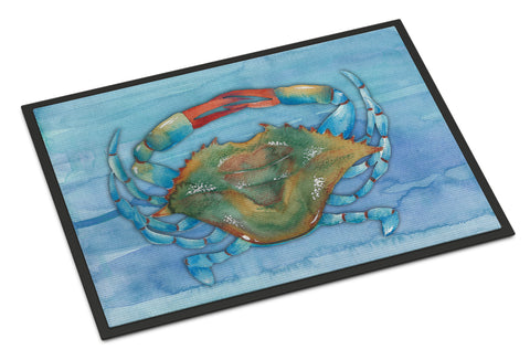 Buy this Blue Crab Indoor or Outdoor Mat 18x27 BB8527MAT
