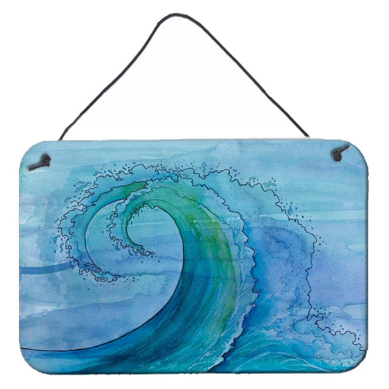 Buy this Abstract Wave Wall or Door Hanging Prints BB8531DS812