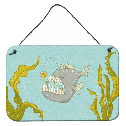 Buy this Frog Fish Wall or Door Hanging Prints BB8541DS812