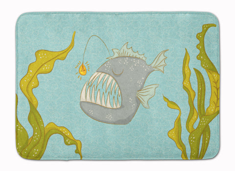 Buy this Frog Fish Machine Washable Memory Foam Mat BB8541RUG