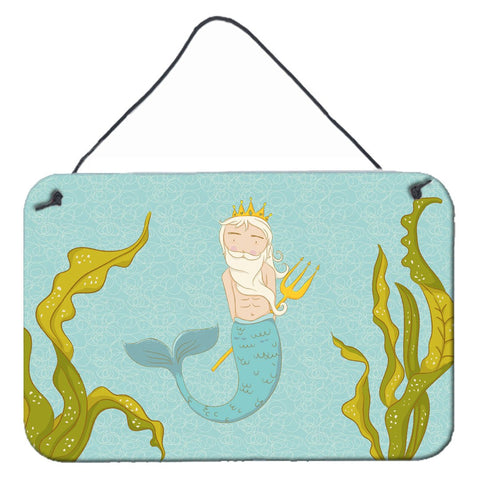 Buy this Neptune Merman Wall or Door Hanging Prints BB8542DS812