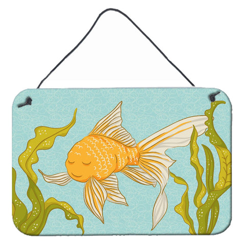 Buy this Gold Fish Wall or Door Hanging Prints BB8544DS812