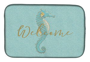Buy this Seahorse Welcome Dish Drying Mat BB8547DDM