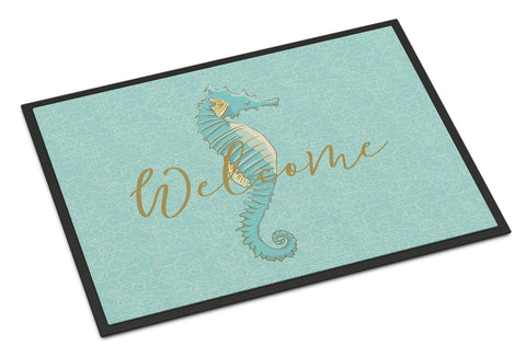 Buy this Seahorse Welcome Indoor or Outdoor Mat 18x27 BB8547MAT