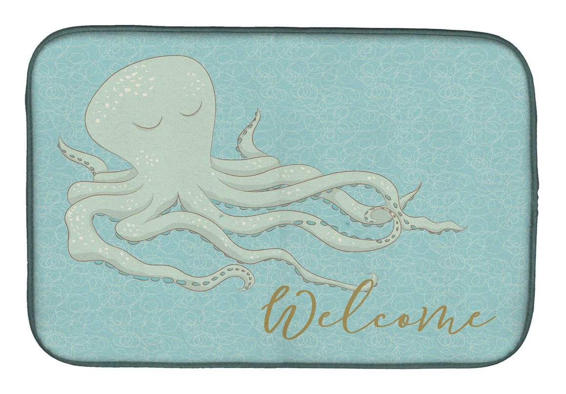 Buy this Octopus Welcome Dish Drying Mat BB8553DDM