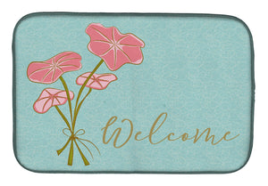 Buy this Bunch of Flowers Welcome Dish Drying Mat BB8554DDM