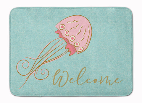 Buy this Jelly Fish Welcome Machine Washable Memory Foam Mat BB8555RUG