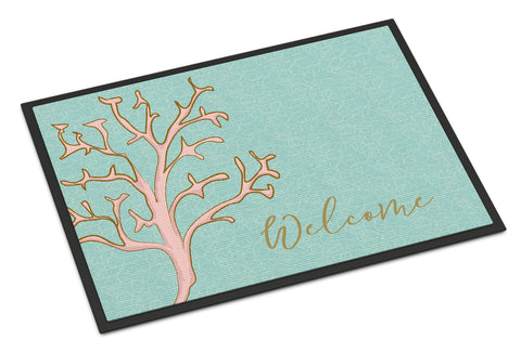 Buy this Coral Welcome Indoor or Outdoor Mat 18x27 BB8556MAT