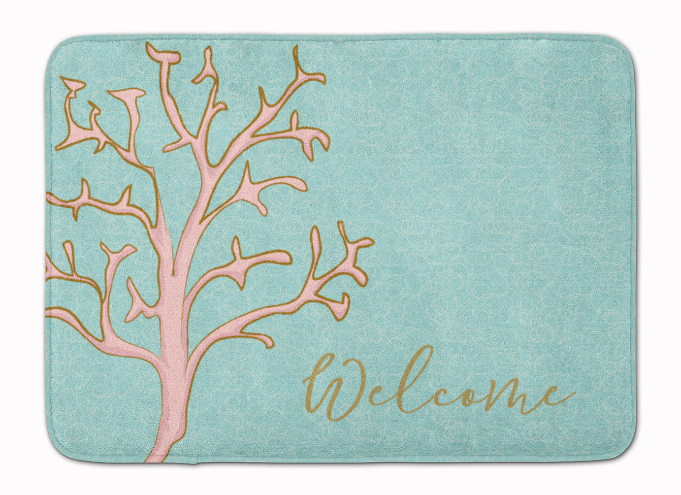Buy this Coral Welcome Machine Washable Memory Foam Mat BB8556RUG