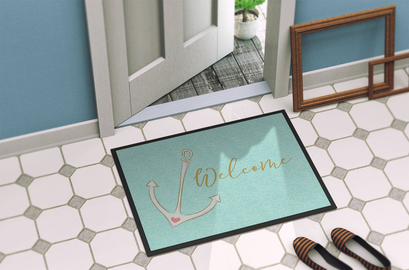 Buy this Anchor Welcome Indoor or Outdoor Mat 24x36 BB8558JMAT