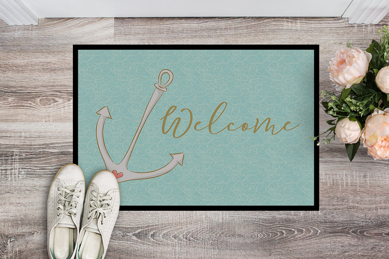 Buy this Anchor Welcome Indoor or Outdoor Mat 18x27 BB8558MAT