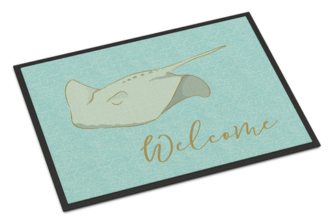Buy this Sting Ray Welcome Indoor or Outdoor Mat 18x27 BB8561MAT