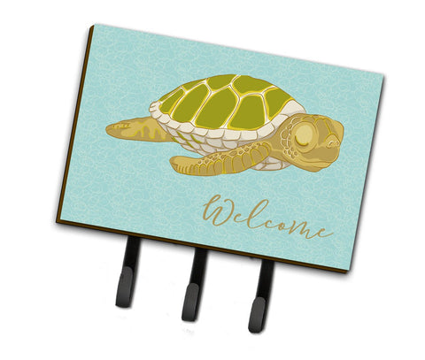 Buy this Sea Turtle Welcome Leash or Key Holder BB8562TH68
