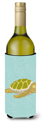 Buy this Sea Turtle Wine Bottle Beverge Insulator Hugger BB8570LITERK