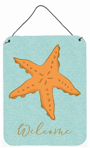 Buy this Starfish Welcome Wall or Door Hanging Prints BB8572DS1216