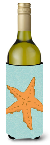 Buy this Starfish Wine Bottle Beverge Insulator Hugger BB8572LITERK