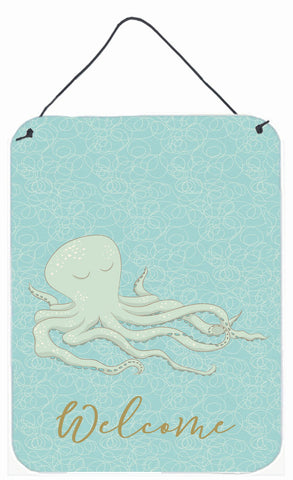 Buy this Octopus Welcome Wall or Door Hanging Prints BB8573DS1216