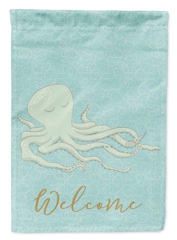 Buy this Octopus Welcome Flag Garden Size BB8573GF