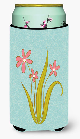 Buy this Flowers Tall Boy Beverage Insulator Hugger BB8574TBC