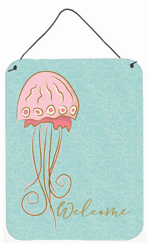 Buy this Jelly Fish Welcome Wall or Door Hanging Prints BB8576DS1216