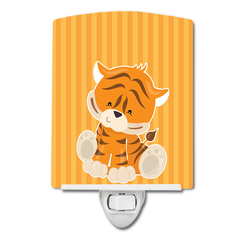 Buy this Tiger Ceramic Night Light BB8611CNL