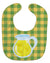 Backyard BBQ Lemonade Baby Bib BB8631BIB by Caroline's Treasures