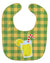 Backyard BBQ Lemonade Baby Bib BB8635BIB by Caroline's Treasures