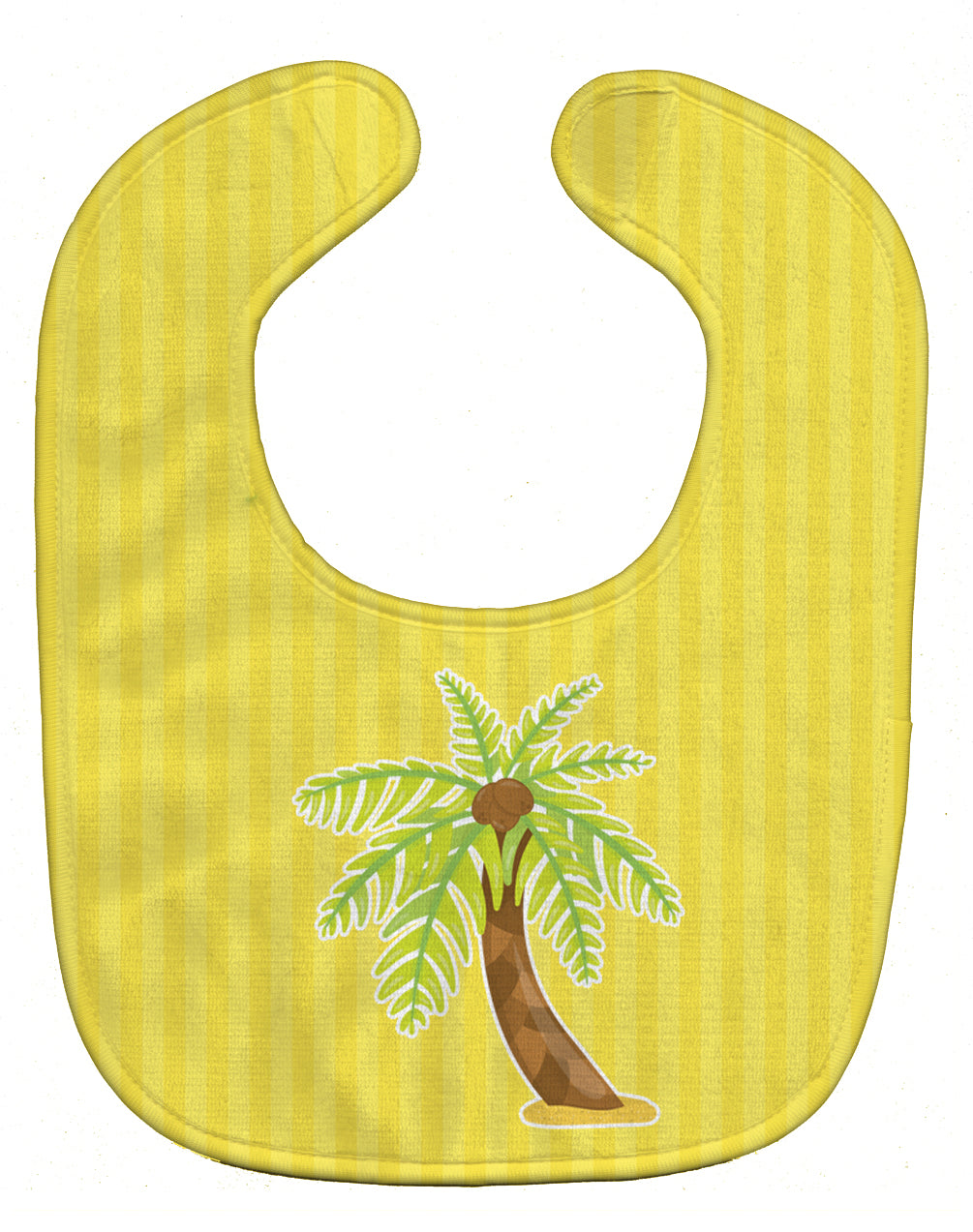 Palm Tree Baby Bib BB8641BIB by Caroline's Treasures