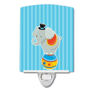Buy this Circus Elephant Ceramic Night Light BB8699CNL