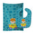 Buy this Circus Tiger Train Car Baby Bib & Burp Cloth BB8710STBU