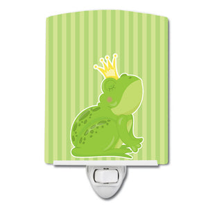 Buy this Prince Frog Ceramic Night Light BB8759CNL