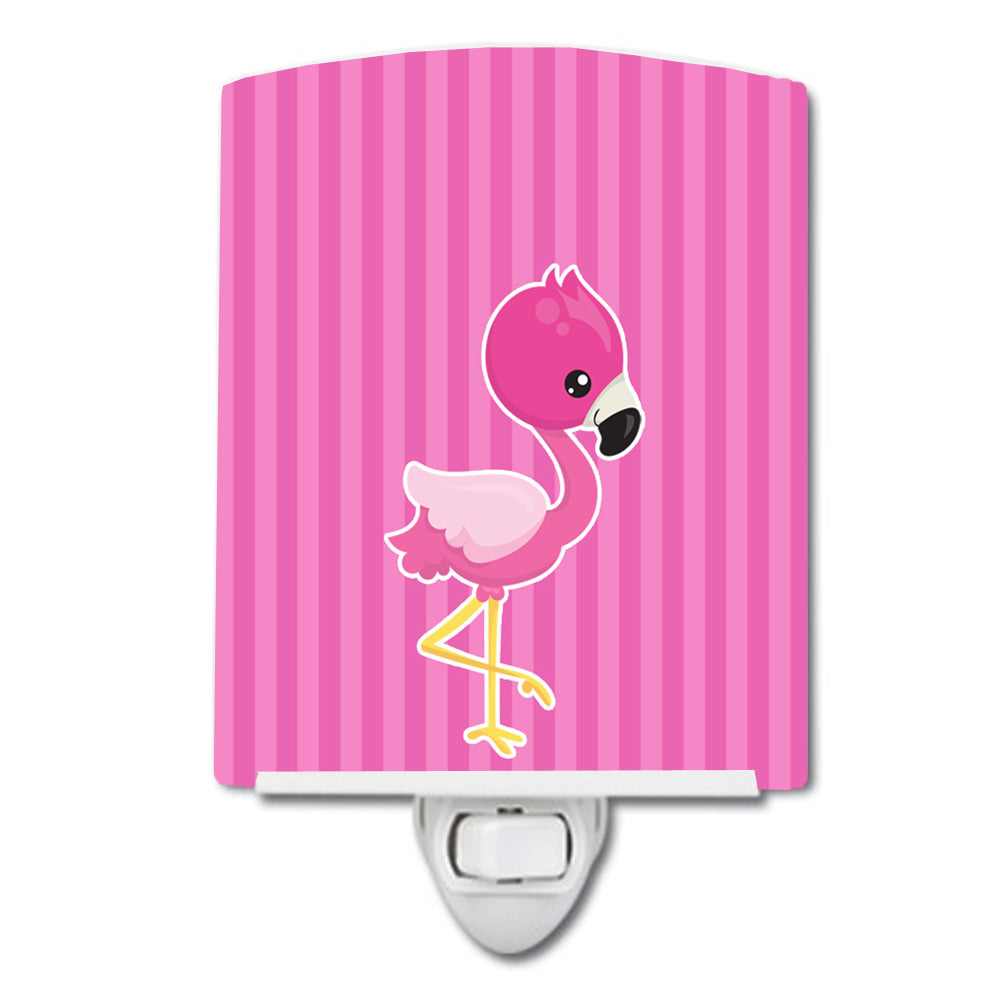 Buy this Flamingo #2 Ceramic Night Light BB8766CNL