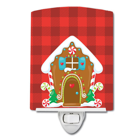 Buy this Christmas Gingerbread House Ceramic Night Light BB8779CNL