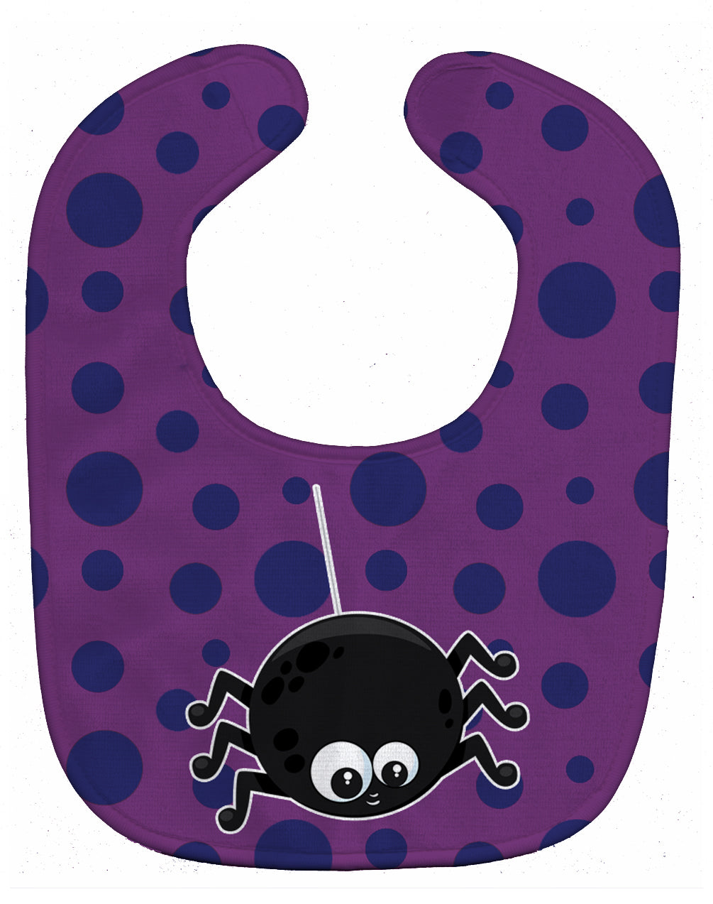Buy this Halloween Spider Baby Bib BB8790BIB