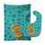 Buy this Tiki Face Baby Bib & Burp Cloth BB8814STBU