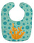Buy this Beach Coral Baby Bib BB8838BIB