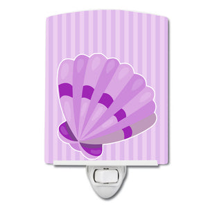 Buy this Beach Scallop Shell #2 Ceramic Night Light BB8843CNL
