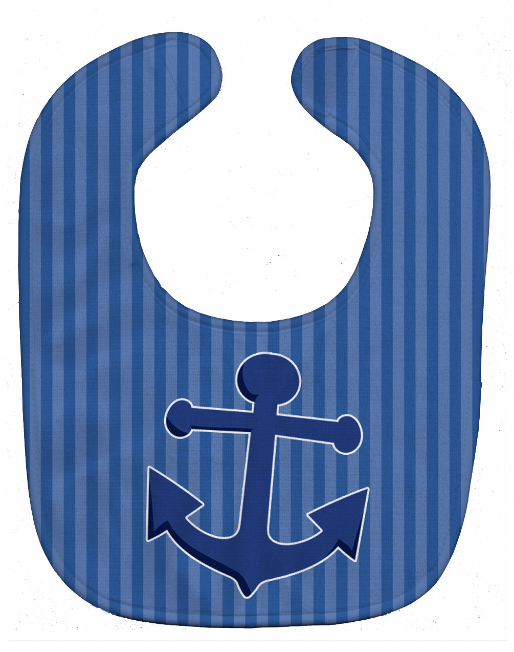 Buy this Nautical Anchor Baby Bib BB8886BIB