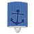 Buy this Nautical Anchor Ceramic Night Light BB8886CNL