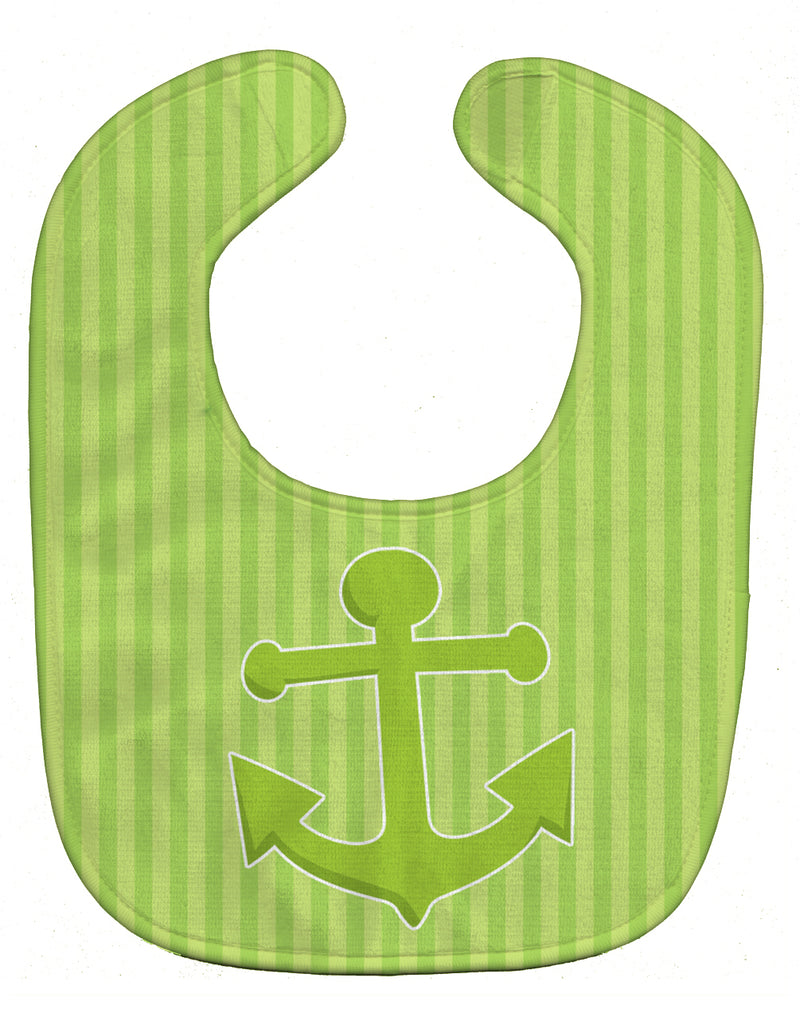 Buy this Nautical Anchor Baby Bib BB8888BIB