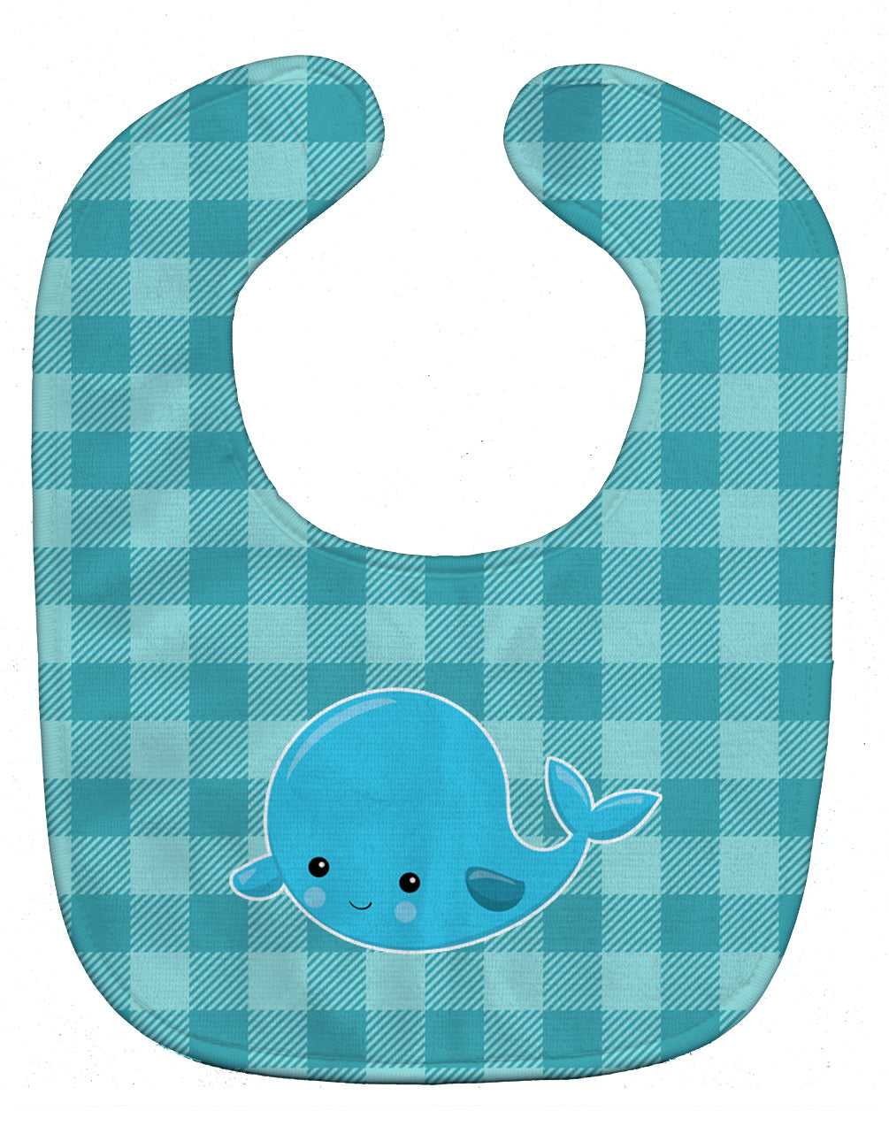 Buy this Nautical Whale Baby Bib BB8890BIB