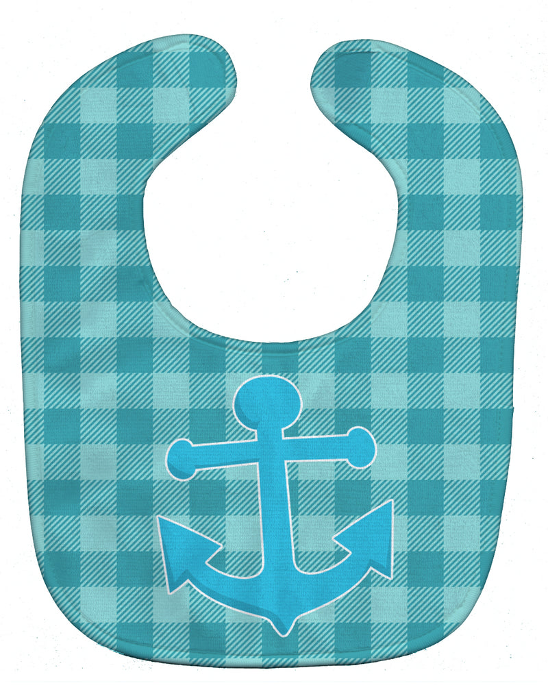 Buy this Nautical Anchor Baby Bib BB8892BIB