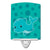 Buy this Nautical Dolphin Ceramic Night Light BB8898CNL
