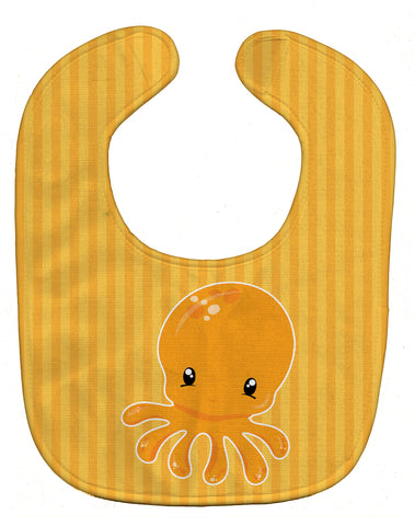Buy this Nautical Octopus Baby Bib BB8902BIB