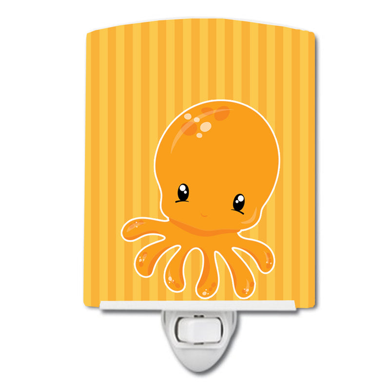 Buy this Nautical Octopus Ceramic Night Light BB8902CNL