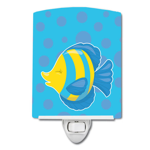 Buy this Fish Tropical Fish Ceramic Night Light BB8952CNL
