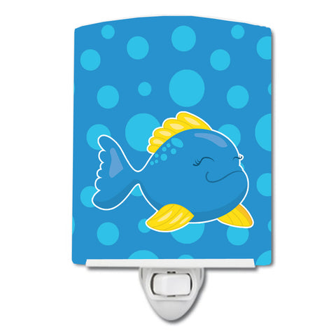 Buy this Fish Tropical Fish #4 Ceramic Night Light BB8955CNL