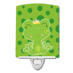 Buy this Frog Prince Ceramic Night Light BB8987CNL