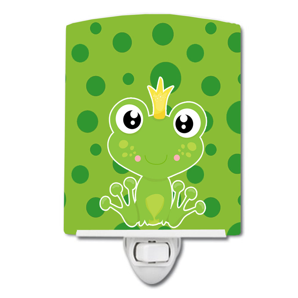 Buy this Frog Prince #2 Ceramic Night Light BB8989CNL