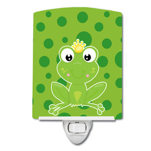 Buy this Frog Prince #3 Ceramic Night Light BB8990CNL
